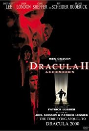 Dracula II: Ascension Poster