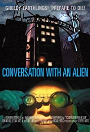Conversation with an Alien Poster
