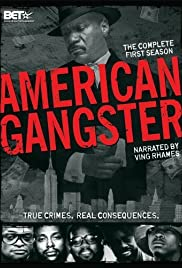 American Gangster Poster - TV Show Forum, Cast, Reviews