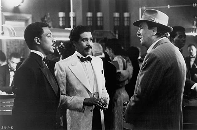 Eddie Murphy, Danny Aiello, and Richard Pryor in Harlem Nights (1989)