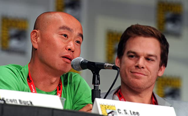 Michael C. Hall and C.S. Lee