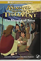 Image of Animated Stories from the New Testament: The Miracles of Jesus