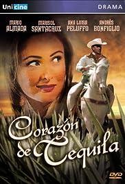 Corazón de tequila Poster