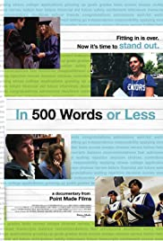 In 500 Words or Less Poster