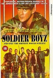 Soldier Boyz(1995) Poster - Movie Forum, Cast, Reviews