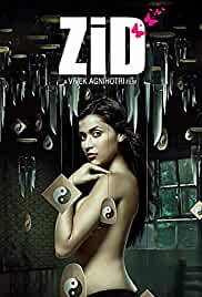 Zid 2014 Hindi Movie BRRip 700MB MKV