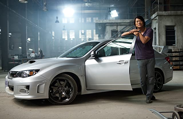 Sung Kang in Fast Five (2011)