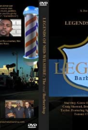 Legends of Mid-Wilshire: The Real Barbershop Poster