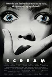 Scream (1996) Poster - Movie Forum, Cast, Reviews