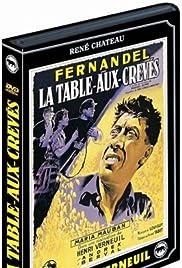 La Table-aux-Crevés Poster