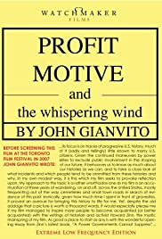 Profit Motive and the Whispering Wind Poster