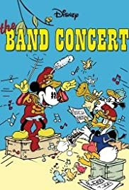 The Band Concert Poster