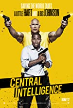 Central Intelligence(2016)