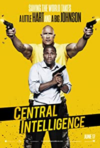 Central Intelligence 2016 Poster
