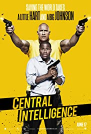 Central Intelligence (Hindi)