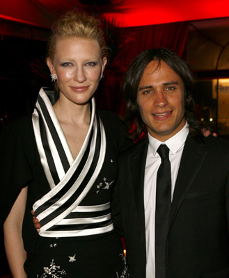 Cate Blanchett and Gael García Bernal at Babel (2006)