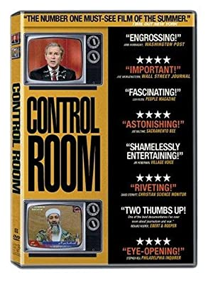 Control Room poster