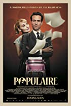 Populaire (2012) Poster
