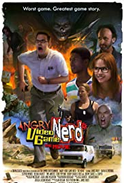 Angry Video Game Nerd: The Movie Poster