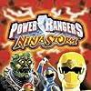 Bruce Hopkins, Pua Magasiva, Sally Martin, and Glenn McMillan in Power Rangers Ninja Storm (2003)