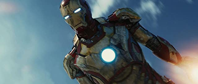 Robert Downey Jr. in Iron Man 3 (2013)