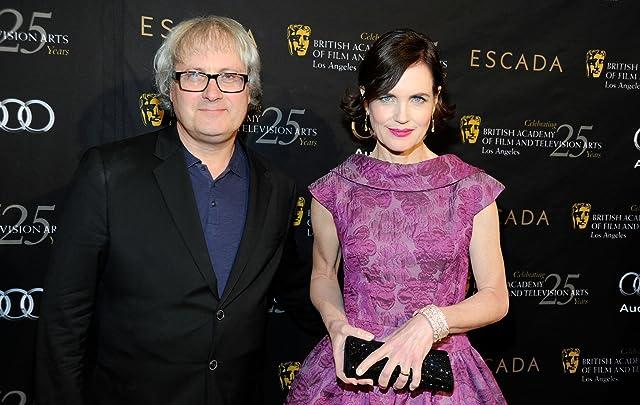 Elizabeth McGovern and Simon Curtis