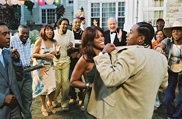 Jenifer Lewis, Eve, and Quran Pender in The Cookout (2004)