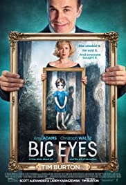 Big Eyes (2014) Poster - Movie Forum, Cast, Reviews