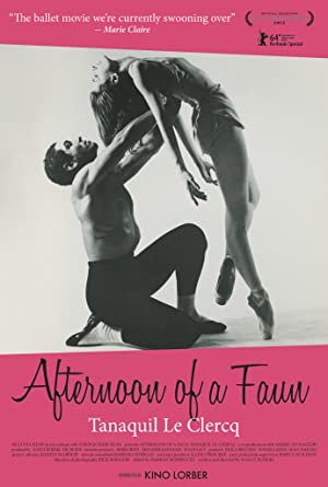 Afternoon of a Faun: Tanaquil Le Clercq (2013)