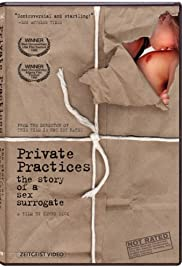 Private Practices: The Story of a Sex Surrogate Poster