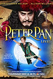 Peter Pan Live! (2014) Poster - Movie Forum, Cast, Reviews