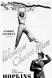 Woman Chases Man (1937) Poster - Movie Forum, Cast, Reviews