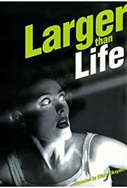 Larger Than Life (1998) Poster - Movie Forum, Cast, Reviews