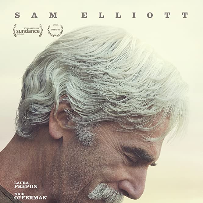 Sam Elliott in The Hero (2017)