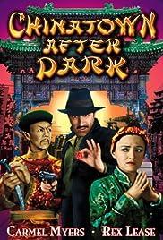 Chinatown After Dark Poster