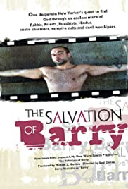 The Salvation of Barry Poster