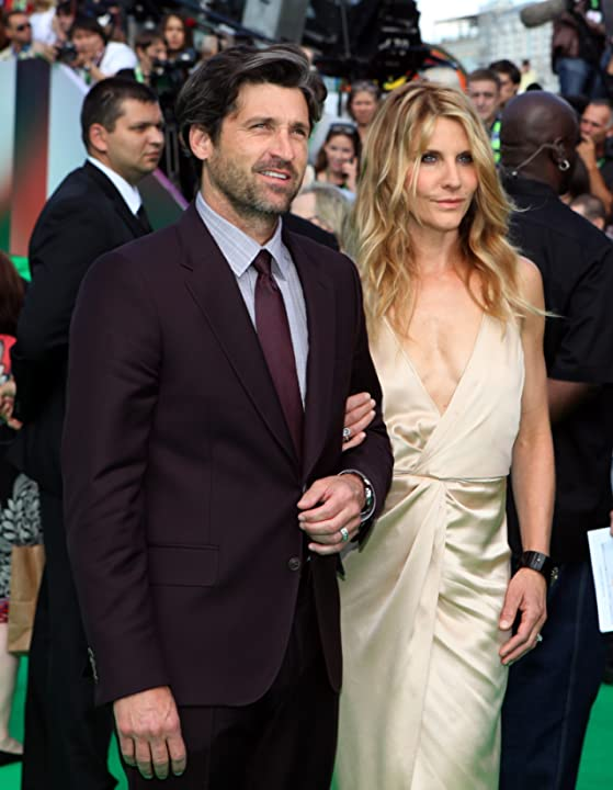 Patrick Dempsey at an event for Transformers: Dark of the Moon (2011)