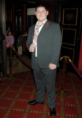 Jamie Waylett at an event for Harry Potter and the Goblet of Fire (2005)