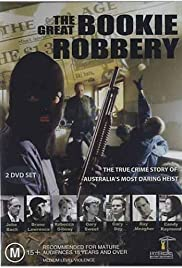 The Great Bookie Robbery Poster