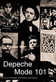 Depeche Mode: 101 (1989) Poster - Movie Forum, Cast, Reviews