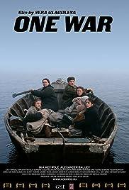 Odna voyna Poster