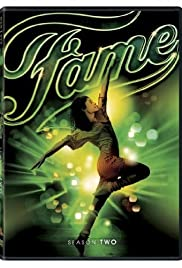 The Kids from Fame in Concert Poster