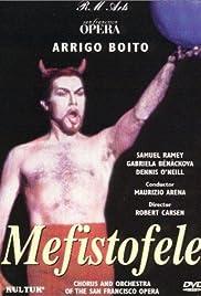 San Francisco Opera: Mefistofele by Arrigo Boito Poster