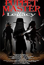 Puppet Master: The Legacy Poster
