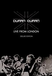 Duran Duran: Live from London Poster