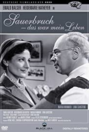The Life of Surgeon Sauerbruch Poster