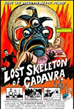 Primary image for The Lost Skeleton of Cadavra