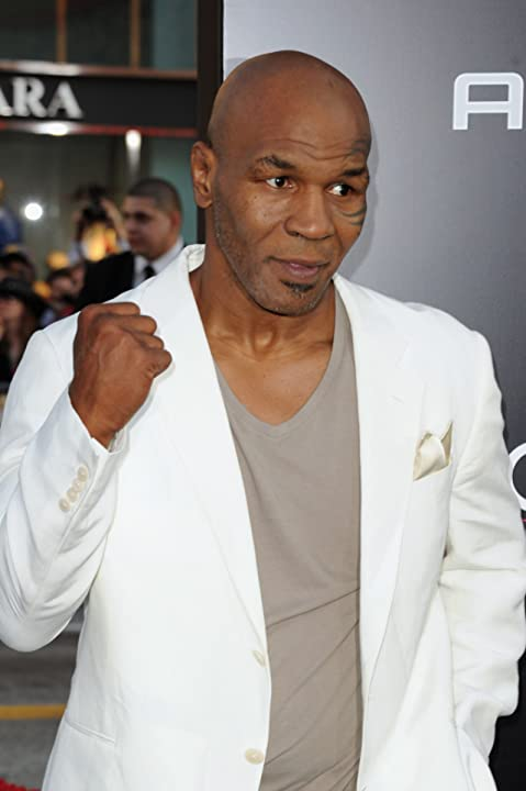Mike Tyson at The Hangover Part II (2011)