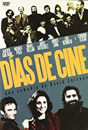Días de cine (2007) Poster - Movie Forum, Cast, Reviews