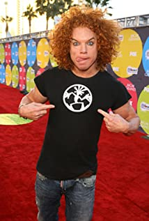 Scott 'Carrot Top' Thompson Picture